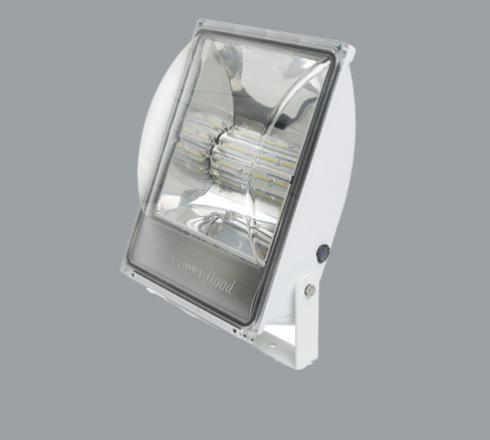 Regor LED 6 - 240v - White - 45w IP65 Cool White 5000k 5827 lumens - Non Corrosive Floodlight