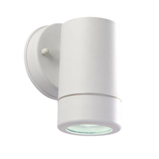 Icarus 1lt wall IP44 2.5W cool white - white polypropylene