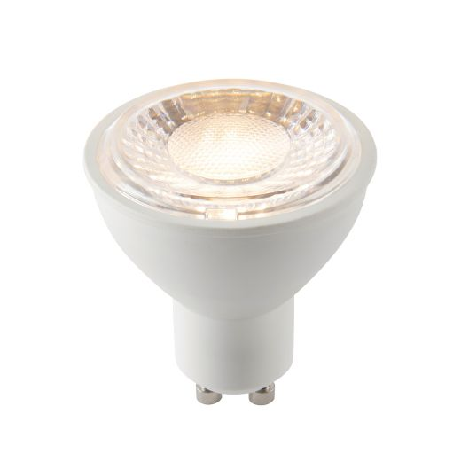 GU10 LED SMD dimmable 7W natural white 4000k 550 lumens