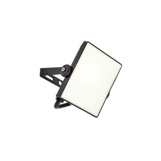 Scimitar - 240v - Black - 10w IP65 Cool White 4000k 800 lumens - Floodlight
