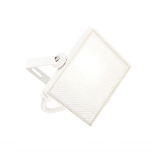 Scimitar - 240v - White - 10w IP65 Cool White 4000k 800 lumens - Floodlight