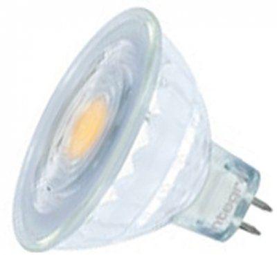 Integral Dimmable Glass LED MR16 5.2 Watt Cool White - 35 Watt Alternative