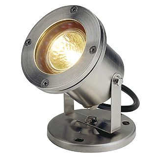 Nautilus  - 304 Stainless Steel 12v - IP67 MR16 Surface Ground Light