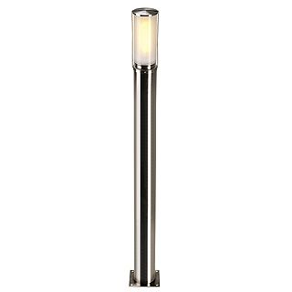 Big Nails 80 - 304 Stainless Steel IP44 230v  E27 Max 15w 81cm Height - Surface Or Spike Bollard - 2 Heights