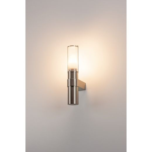 Big Nails - 240v 304 Stainless Steel Max 15w E27 IP44 - Wall Light