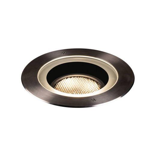 Dasar 270 - 240v 30w 2500 Lumens - 316 Stainless Steel Bezel Aluminium Body IP65 Symmetrical light 3000k