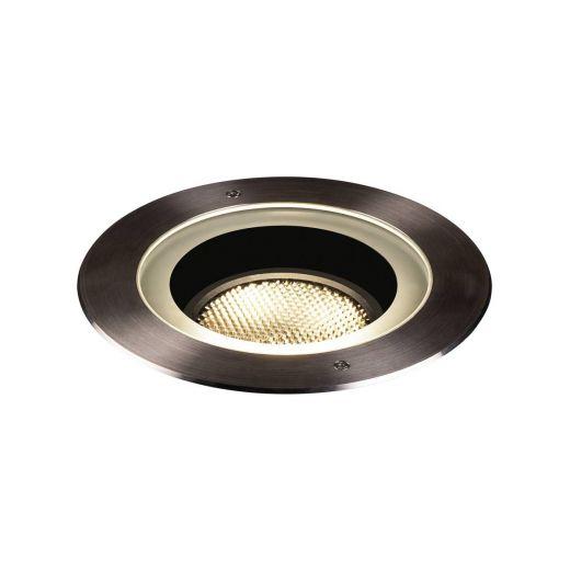 Dasar 270 - 240v 30w 2600 Lumens - 316 Stainless Steel Bezel Aluminium Body IP65 Symmetrical light 4000k