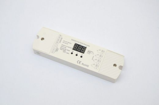 4 channel DMX decoder
