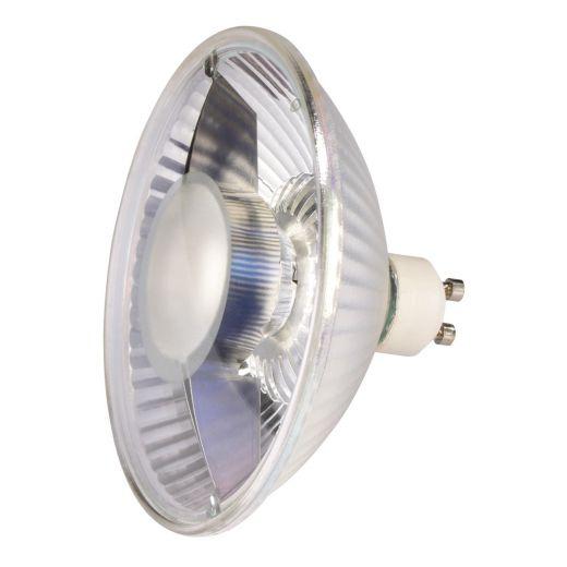 LED GU10 240v QPAR111 6.5w 38 degree 2700k 390 Lumens