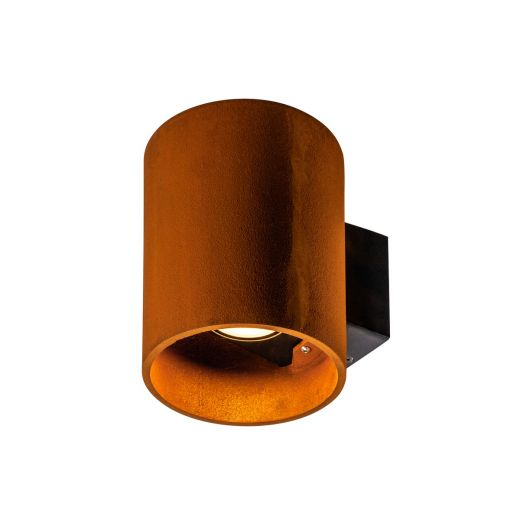 Rusty - Up/Down 240v - IP65 Rusty FeCSI Stainless Steel 3000/4000k 14w 254 lm up/271 lm down