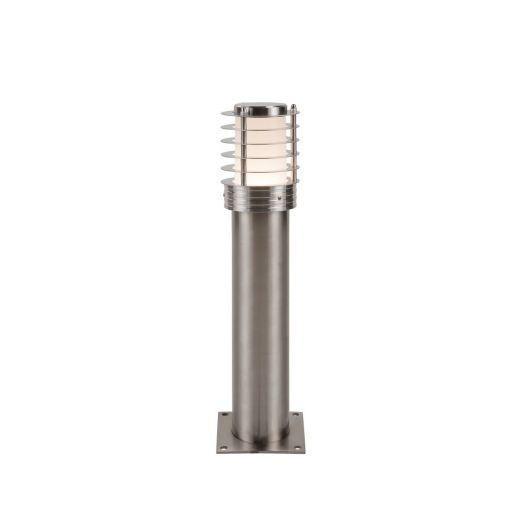 Trust 60 - 316 Stainless Steel IP55 240v 8.6w 3000k 400 Lumens 60cm Tall - Surface Or Spike Mounted Bollard - 2 Heights