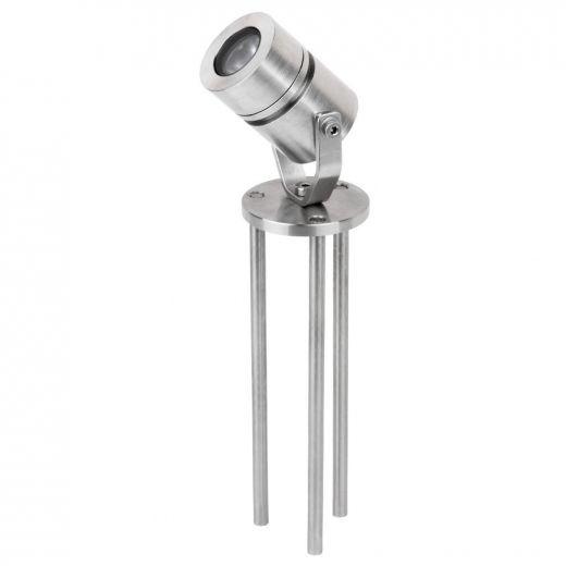 TRIPLE SPIKE LIGHT (LV-SS804) 316 STAINLESS STEEL