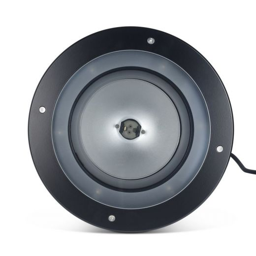 Olympus 70 - 240v Metal Halide Black Powder Coated Bezel & Aluminium Body IP67 Recessed Light - Uses 70w CDMT Lamps