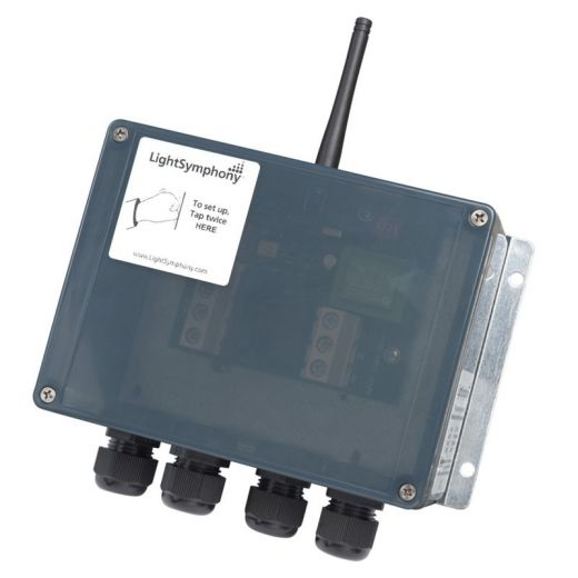 Outdoor Repeater with Gate Interface