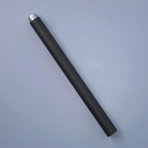 30cm extension stem  - Black