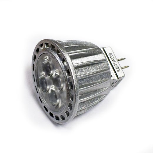 INTEGRAL 3.7W LED MR11, COOL WHITE – 12V AC/DC