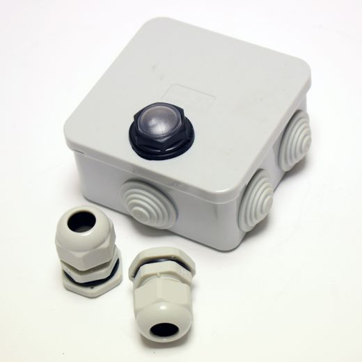 External Photocell Unit - Dusk to Dawn (12v) IP44