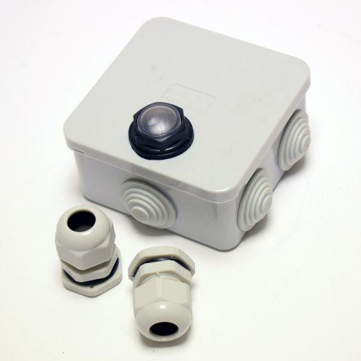 External Photocell Unit - Dusk to Dawn mains 240v IP66