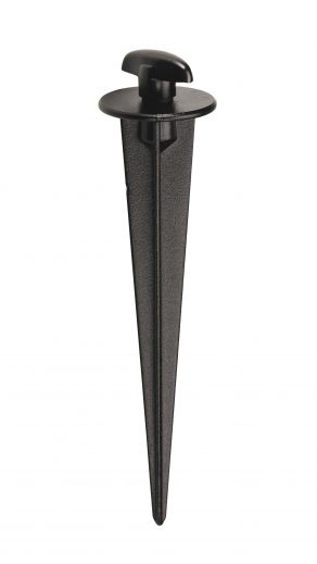 Surge spike - black 170mm height 45mm diameter