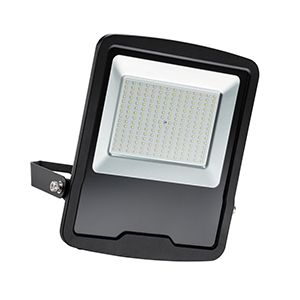 Mantra - 240v - Black - 150w IP65 Daylight White 6500k 12000 lumens - Floodlight