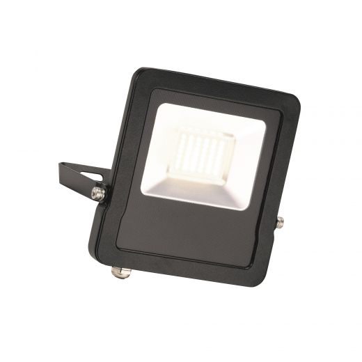 Surge - 240v - Black - 30w IP65 Cool White 4000k 2400 lumens - Floodlight