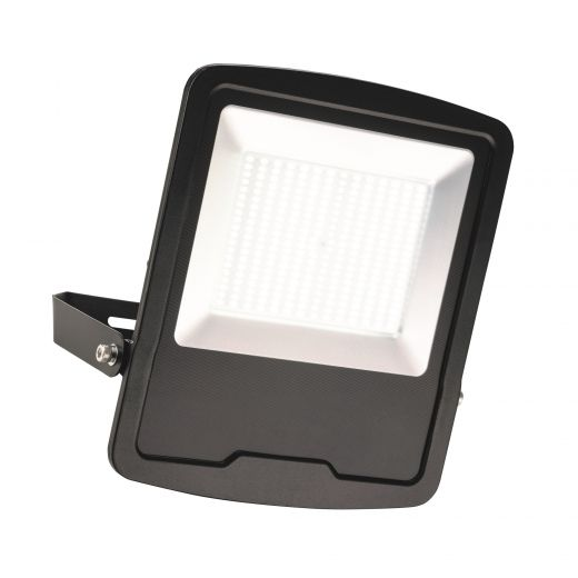Mantra - 240v - Black - 200w IP65 Daylight White 6500k 16000 lumens - Floodlight