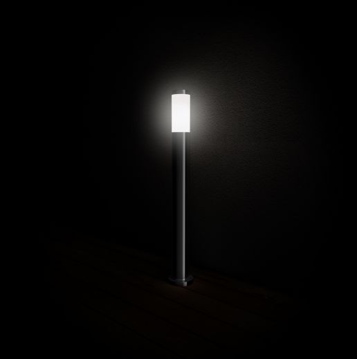 Durham XT Solar Post Light