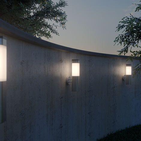 Kodiak Solar Wall Light - Natural white