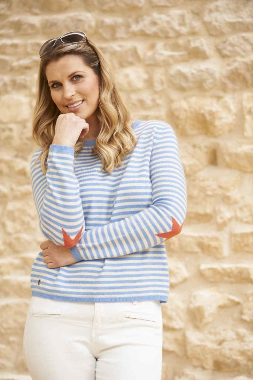 Beautiful 100% cashmere sweaters made in China.