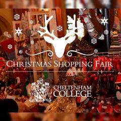 Cheltenham College Christmas Shopping Fair