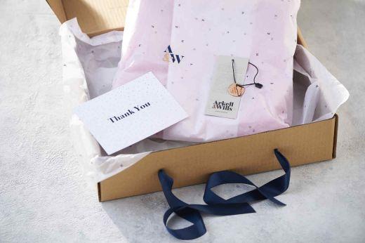 Arkell & Wills gift vouchers