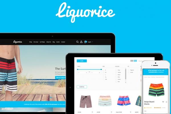 New Theme - Liquorice