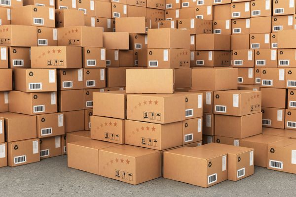 Boxes to replace shipping constraints